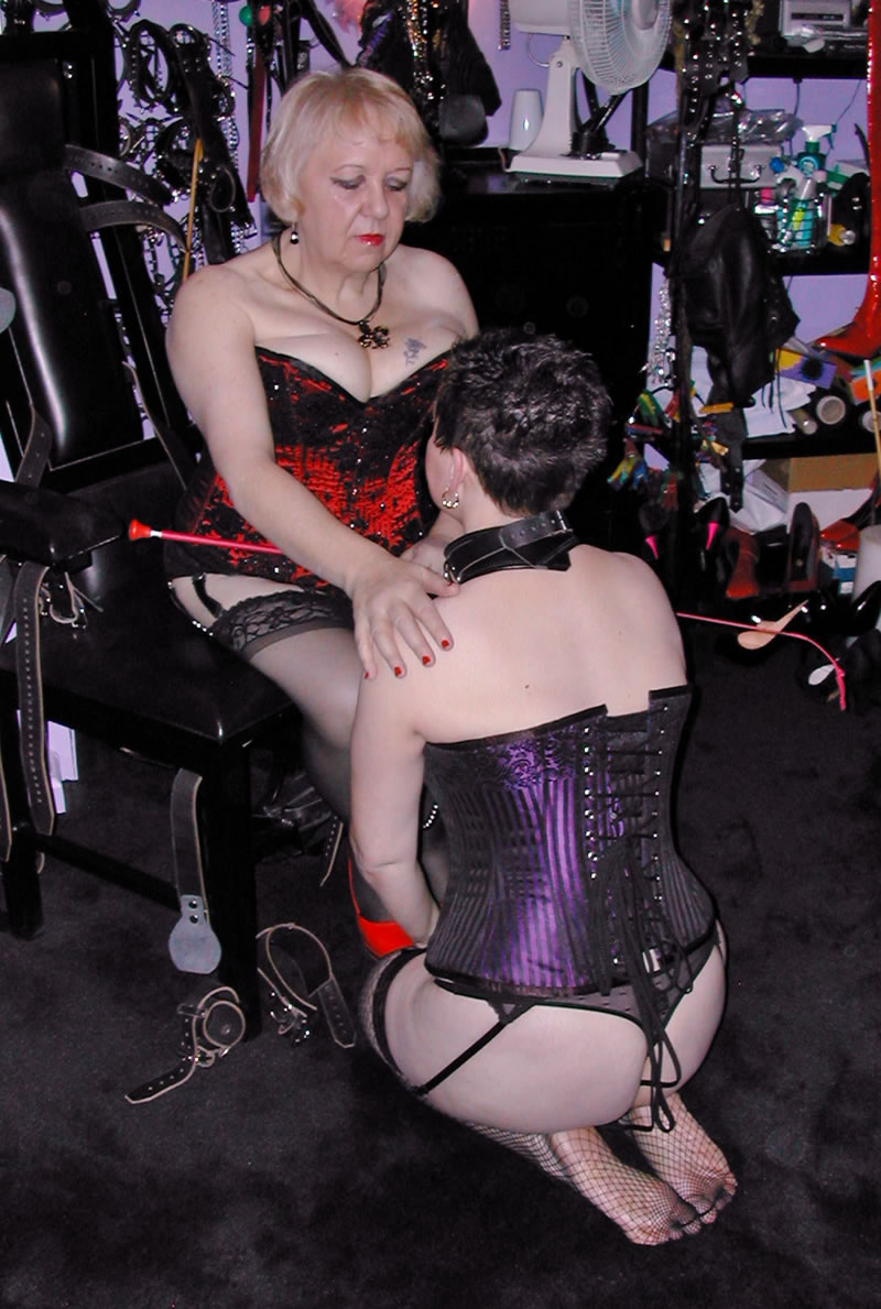 mistress sapphire