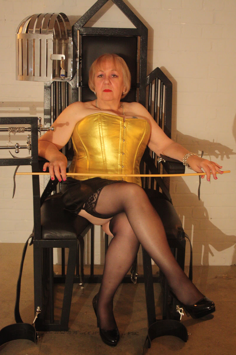 Governess domination story